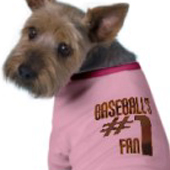 dog baseball fan shirt by Omniverz.com