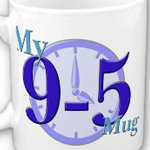 nine to five work mug from omniverz.com